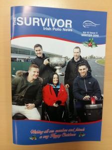 The Survivor Magazine Winter 2016