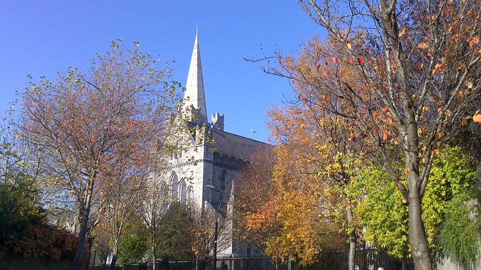 St Patrick's Cathedral Grant