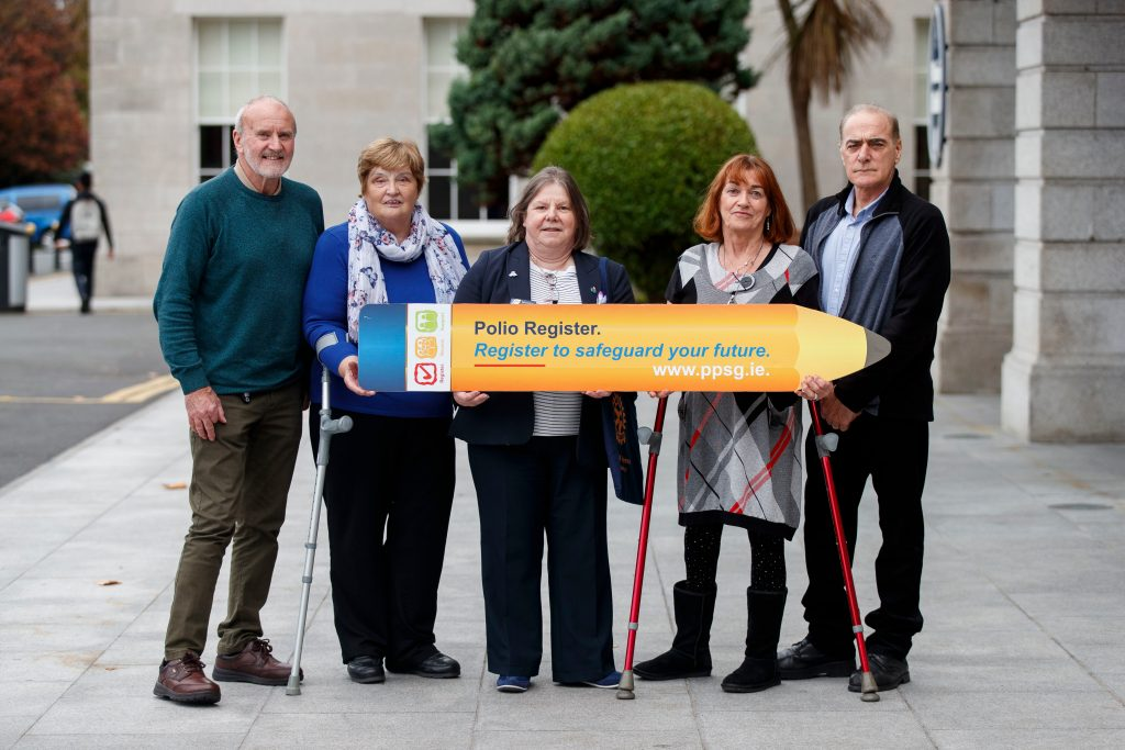 Polio Register rolled out in Kildare