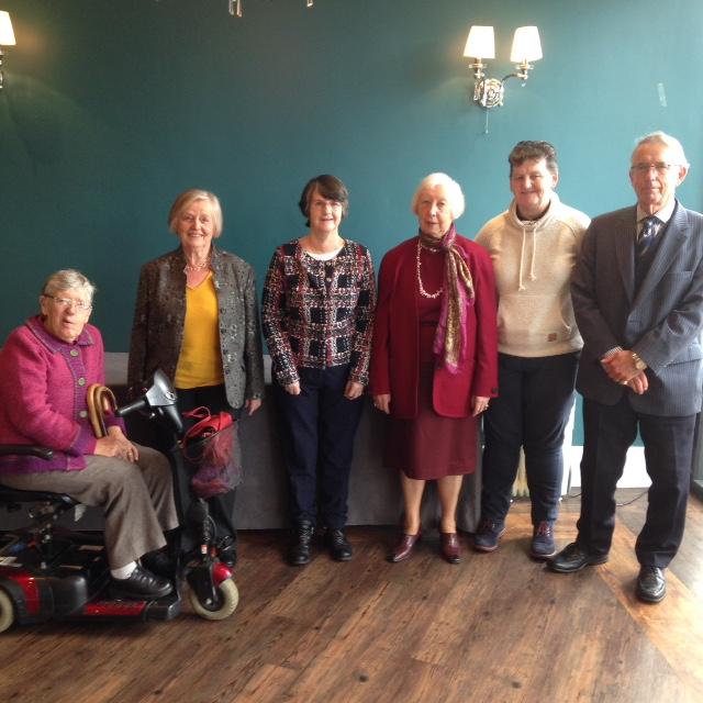 New Board Members for Polio Survivors Ireland