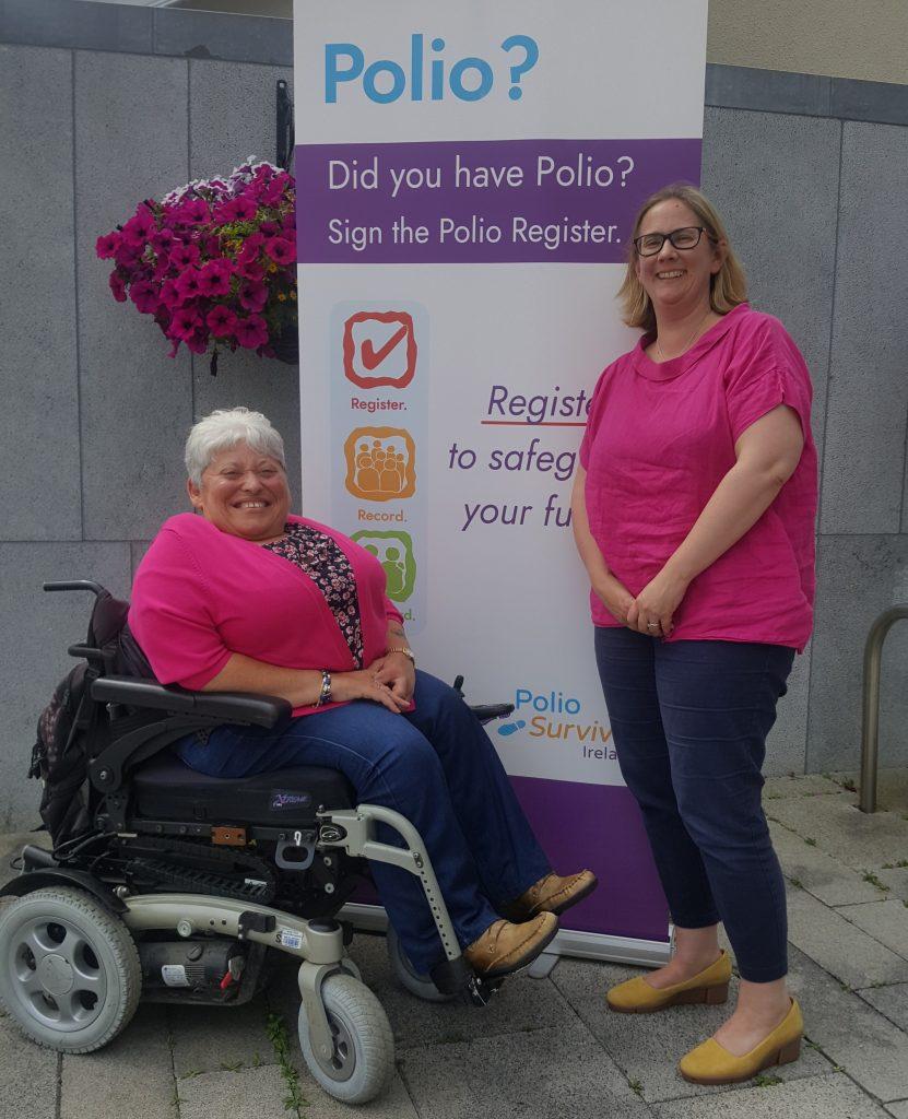 Wicklow Polio Register Rollout!