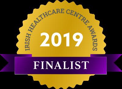 We made the Shortlist - Irish Health Centre Awards!
