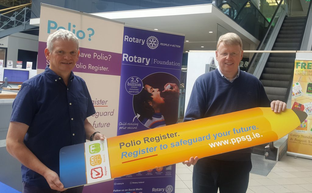 Waterford Polio Register Rollout