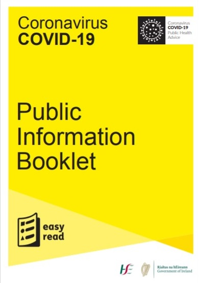 Easy to Read Covid-19 Booklet