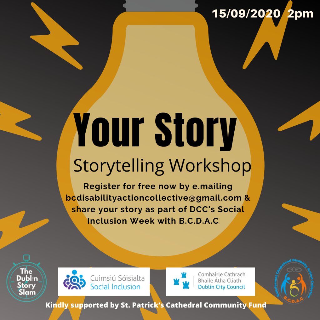 Storytelling for Change Workshop