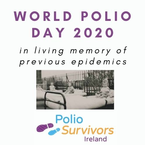 World Polio Day 2020 - remembering other epidemics