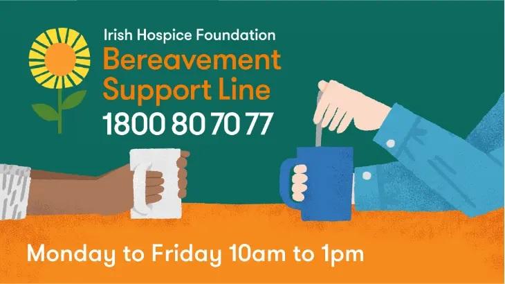 Irish Hospice Bereavement Line